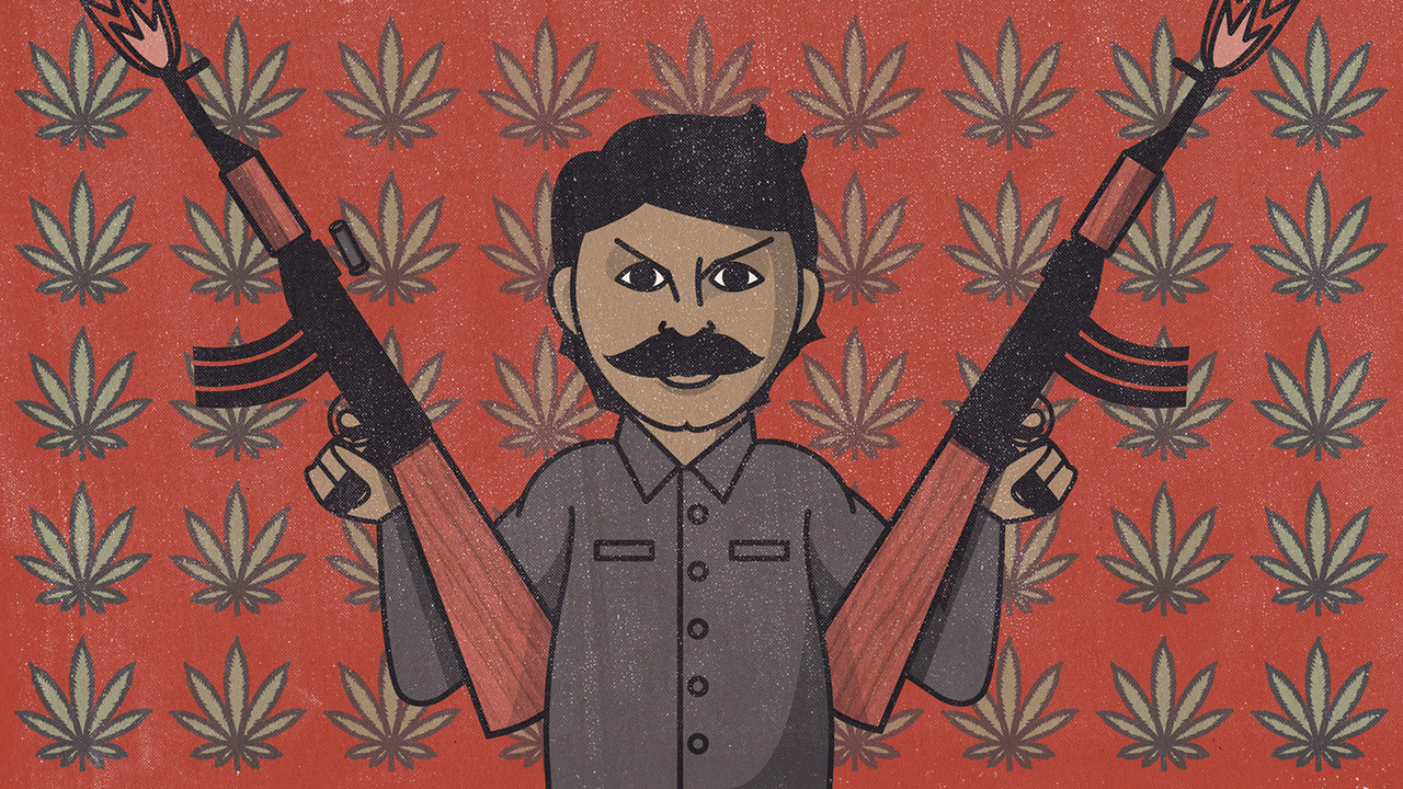 mexican drug cartel animation by i shot him